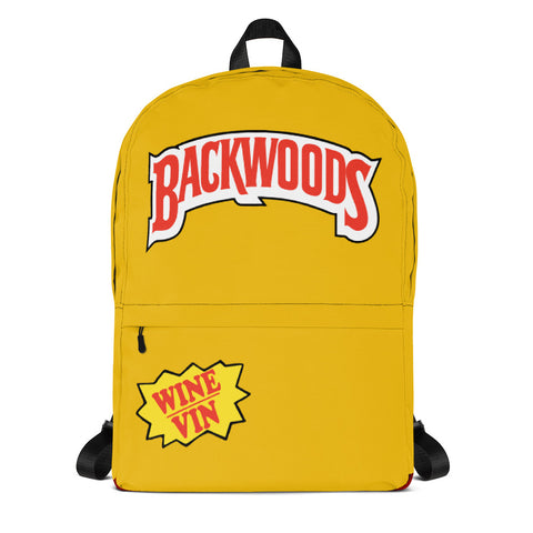 Backwoods Wine - Vin Backpack