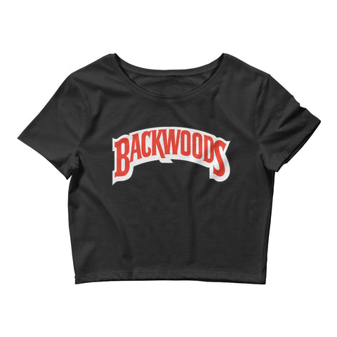 Backwoods Women's Crop Tee