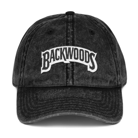 Backwoods Vintage Cotton Twill Cap