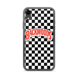 Backwoods Checkered iPhone Case