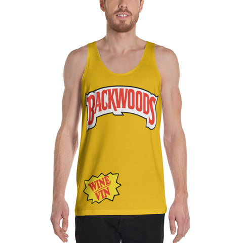 Backwoods Wine - Vin Unisex Tank Top
