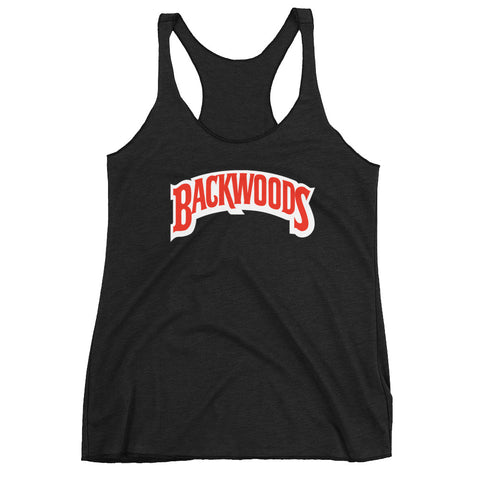 Backwoods Women's Racerback Tank