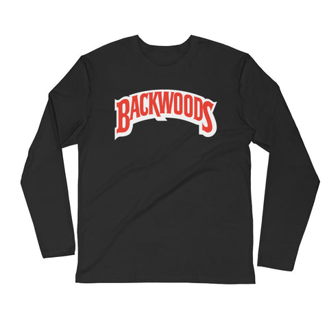 Backwoods Long Sleeve Fitted Crew