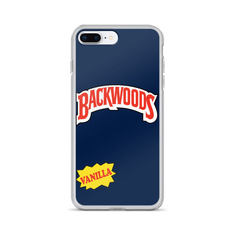 Backwoods Vanilla iPhone Case