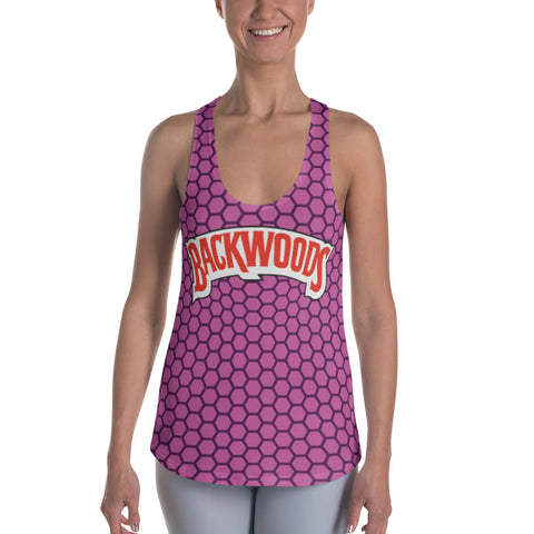 Backwoods Honey Berry Women's Racerback Tank