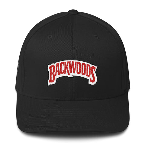 Backwoods Structured Twill Cap
