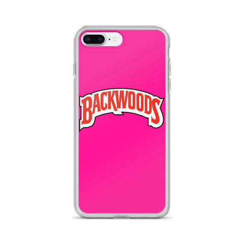 Backwoods Pink iPhone Case