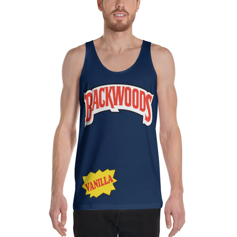 Backwoods Vanilla Unisex Tank Top