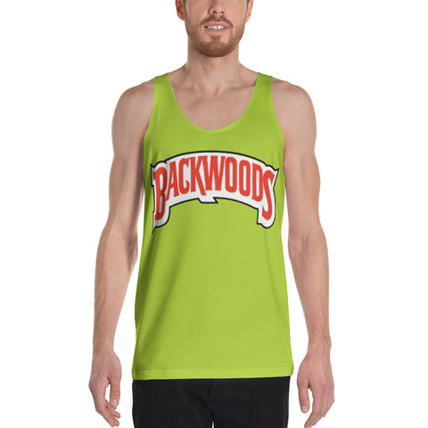 Backwoods Green Unisex Tank Top