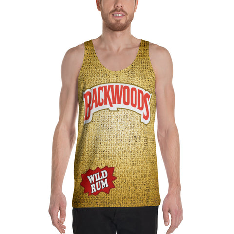 Backwoods Wild Rum Unisex Tank Top