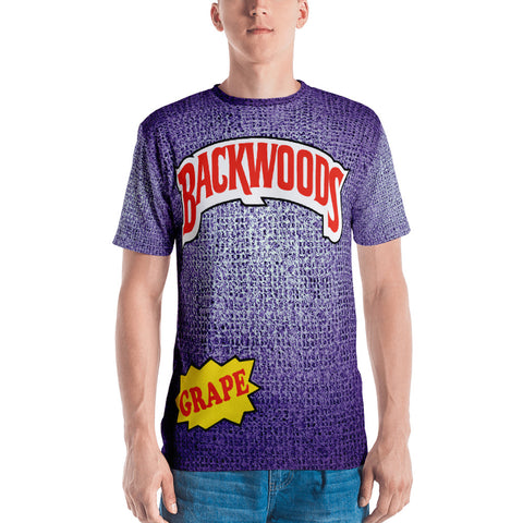 Backwoods Grape Men's T-shirt