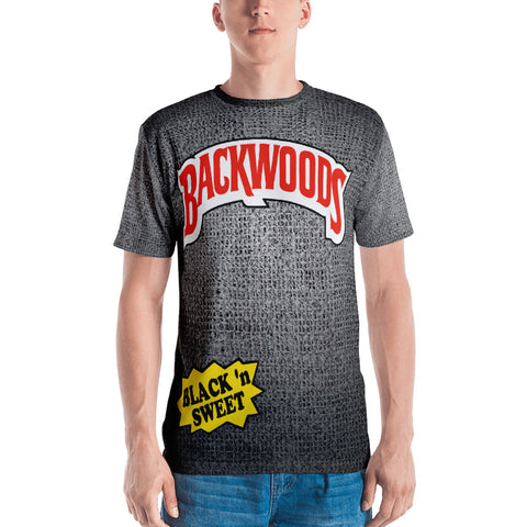 Backwoods Black n' Sweet Men's T-shirt