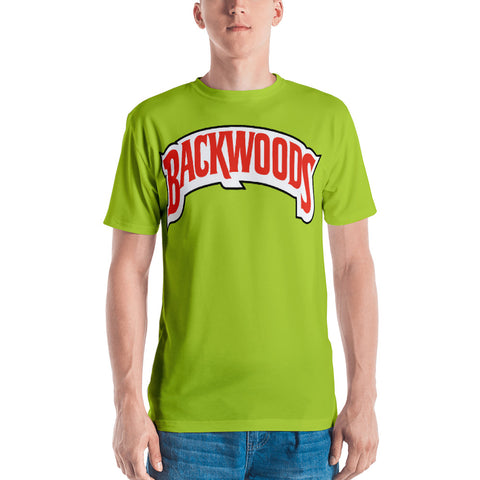 Backwoods Green Men's T-shirt