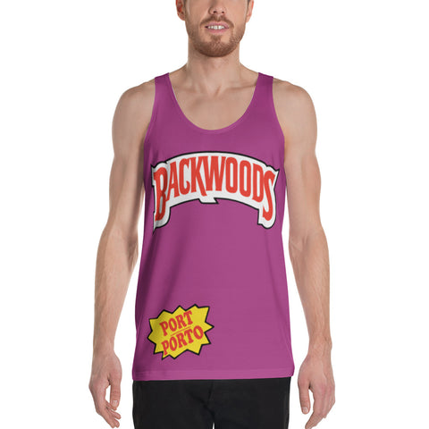 Backwoods Port - Porto Unisex Tank Top