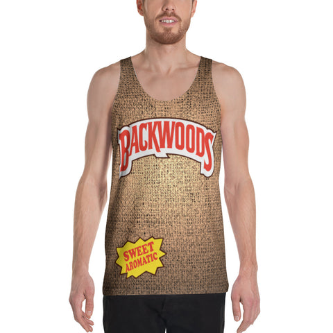 Backwoods Sweet Aromatic Unisex Tank Top