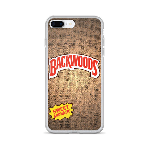 Backwoods Sweet Aromatic iPhone Case