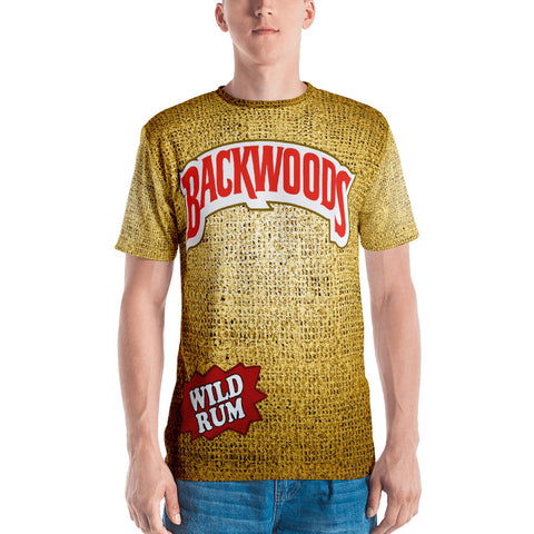 Backwoods Wild Rum Men's T-shirt