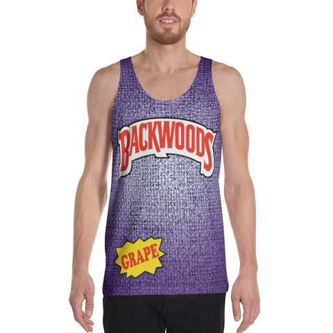 Backwoods Grape Unisex Tank Top