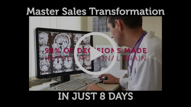 Master Sales Effectiveness & Transformation