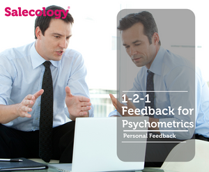 1-2-1 Psychometric Feedback