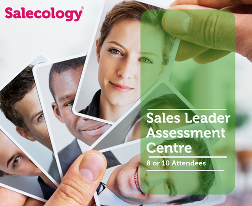 Sales Leader Assessment Centre