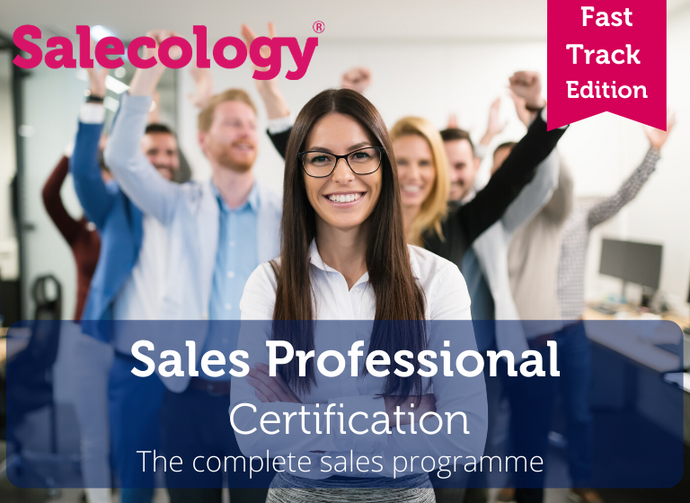Salecology Sales Professional Certification - Toronto, Canada - 23rd - 26th November