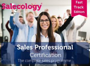 SaaS Sales Professional Certification - West London, UK - 16th -19th November 2020