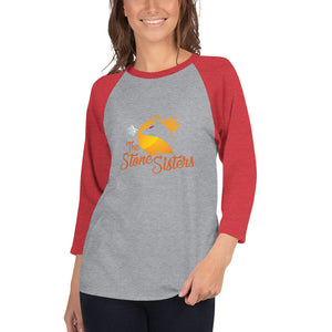 Fall Fox 3/4 sleeve  shirt - The Stone Sisters