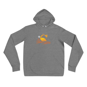Fall Fox Bella + Canvas Hoodie - The Stone Sisters