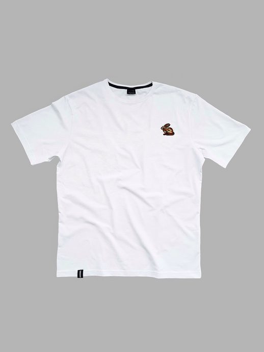 Rabbit White T-Shirt