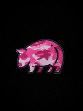 Load image into Gallery viewer, Pig Black T-Shirt