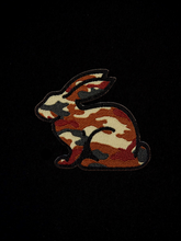 Load image into Gallery viewer, Rabbit Black T-Shirt