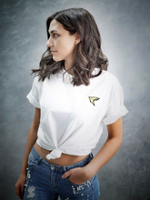 Load image into Gallery viewer, Sparrow White T-Shirt