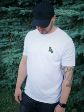 Load image into Gallery viewer, Wolf White T-Shirt