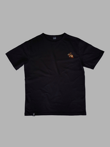 Rabbit Black T-Shirt