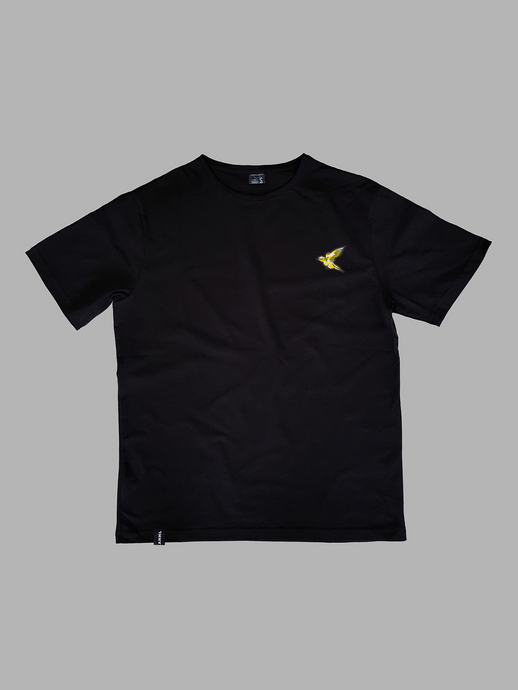 Sparrow Black T-Shirt