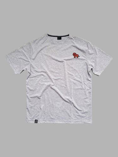 Lion Grey T-Shirt