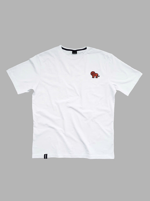 Lion White T-Shirt
