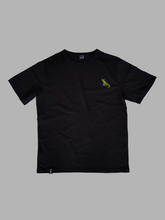 Load image into Gallery viewer, Wolf Black T-Shirt
