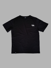 Load image into Gallery viewer, Bear Black T-Shirt
