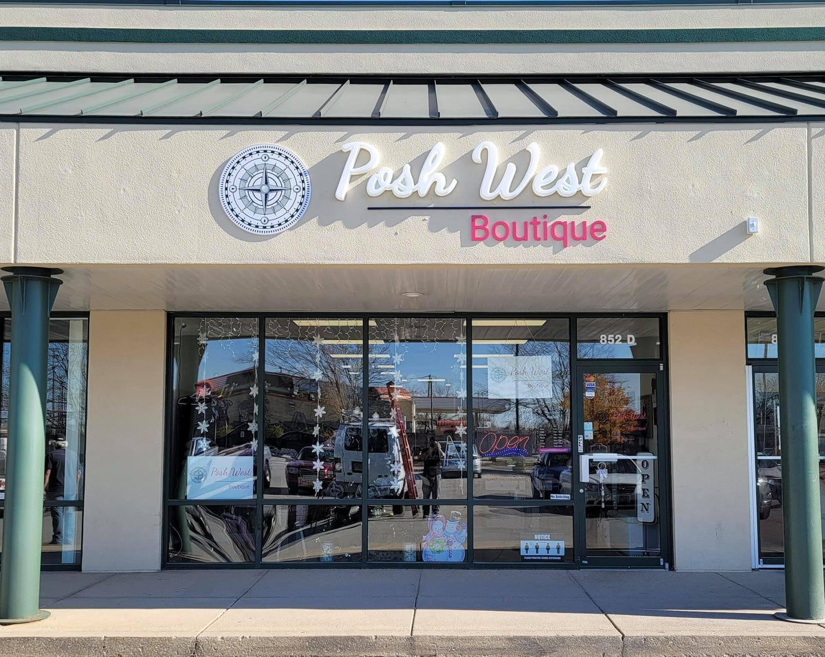 We would love to welcome you to our store!  Our Storefront is located at 852 Sharp Drive in Shorewood!  You are welcome to shop online and choose local pick up at checkout! We will have your order ready for you at the store.