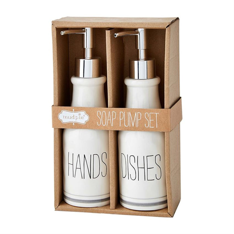Mudpie Soap Pump Set- restock is coming in Feb! - Posh West Boutique