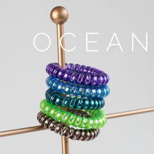 Ocean Hair Coils - Posh West Boutique