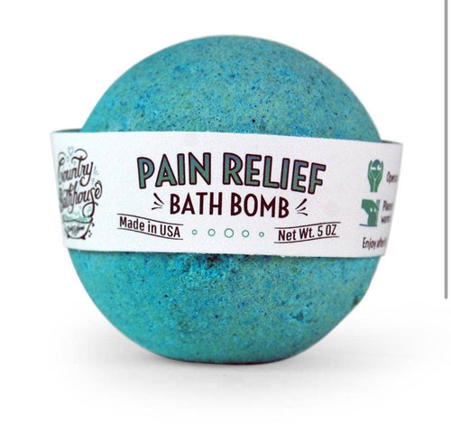 Pain Relief Bath Bomb - Posh West Boutique