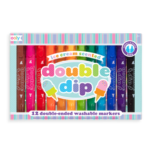 Load image into Gallery viewer, Double Dip Scented Chunky Double Ended Markers - Posh West Boutique