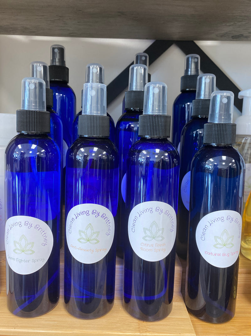 Brittney's Clean Living Sprays - Posh West Boutique