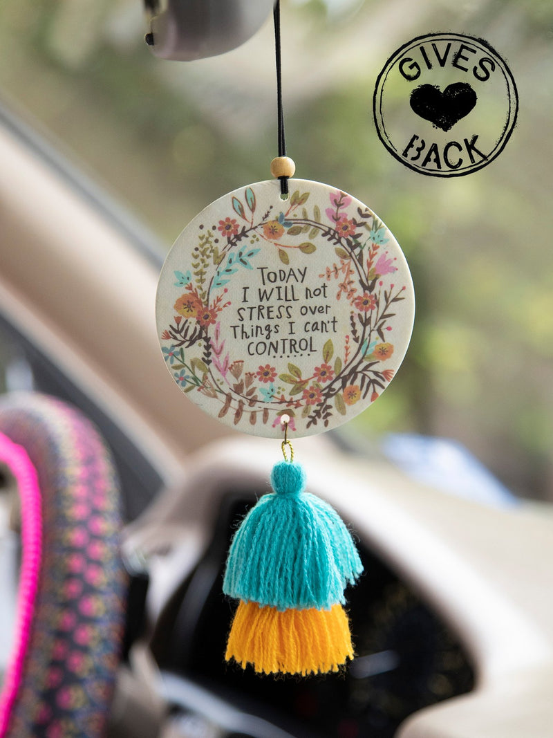 Will Not Stress Air Freshener - Posh West Boutique