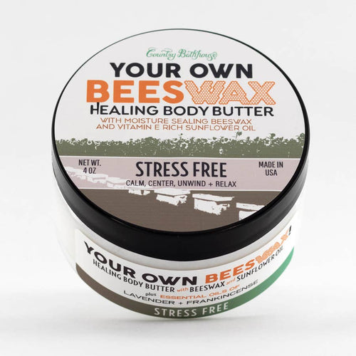 Stress Free Body Butter