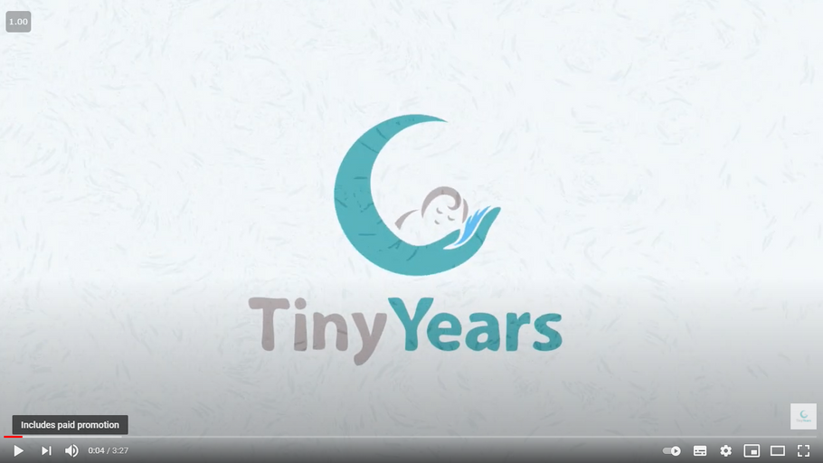 The Tiny Years story...