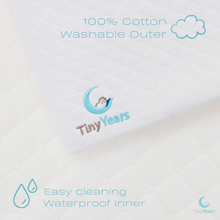 Load image into Gallery viewer, Tiny Years Baby Pillow